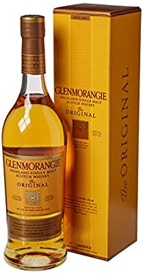 Glenmorangie 10 Year Old Whisky, 70 cl