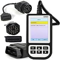 Autool Creator C110Scanner OBD2Auto Motore Airbag/ABS/SRS diagnostico Scan Tool per BMW E36E46E90E91E92E93E39