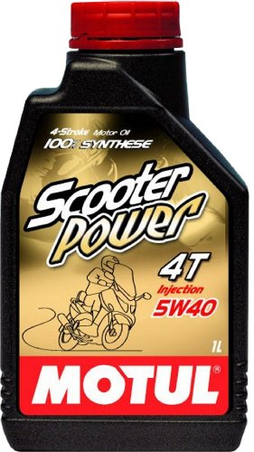 Motul 101260 Scooter Power 4T, 5 W-40, 1 l pas cher