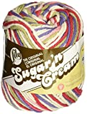 Lily Sugar 'n' Cream Ombres 56.7 g Field of Dreams Ball of Yarn, Multi-Colour