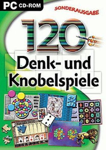 120 Denk- und Knobelspiele