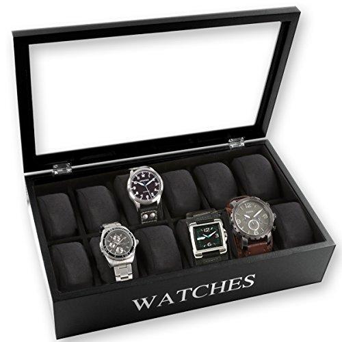 Uhrenbox für 12 Uhren