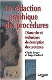 Image de La rédaction graphique des procédures