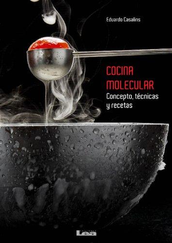 Cocina molecular por Eduardo Casalins