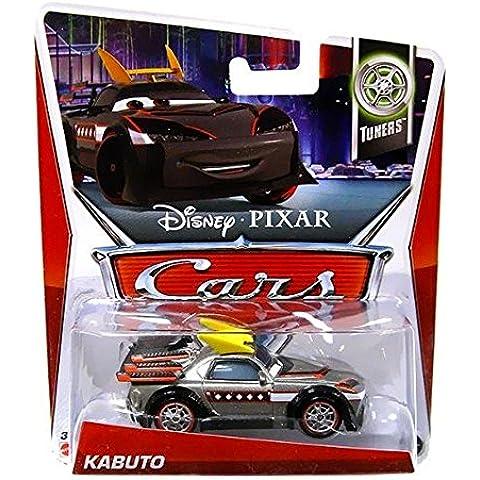 Disney Pixar CARS 2 Movie 1:55 Die Cast Car Kabuto