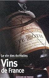 Le vin des écrivains, I:Vins de France