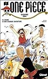 A l'aube d'une grande aventure : One Piece. 1 | Oda, Eiichiro (1975-....). Auteur