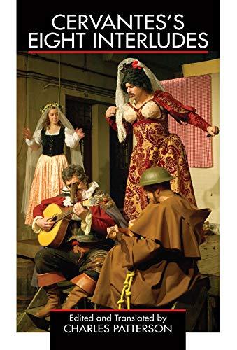 Cervantes's Eight Interludes por Miguel de Cervantes