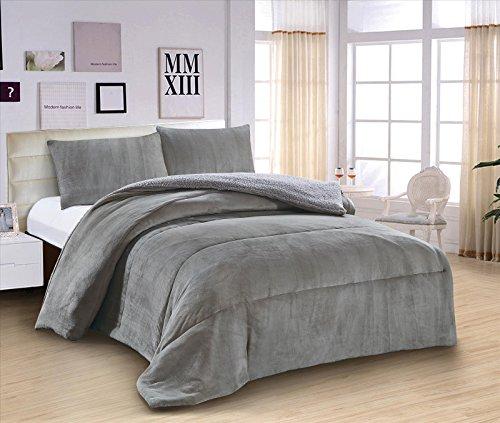 ForenTex - de 600 g, , para cama de 135 cm, 230 x 260 cm, +2 fundas cojín