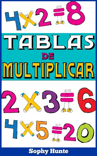 Tablas de Multiplicar par Sophy Hunte