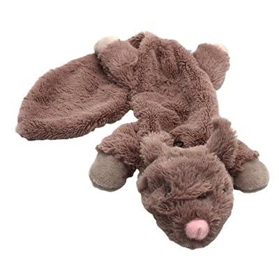 Happy Pet Unstuffed Soft Dog Toy