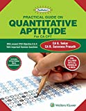 Padhuka's Practical Guide on Quantitative Aptitude: For CA CPT