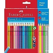 Faber-Castell Colour Grip Promotion Set of 24