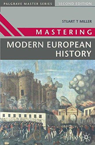 Mastering Modern European History (Palgrave Master Series)
