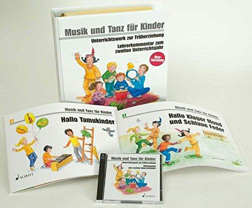 Kinder 2 - Komplettpaket: Paket. (Musik und Tanz für Kinder - Neuausgabe) ()