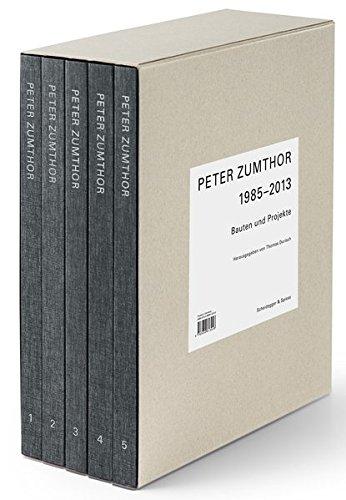 Peter Zumthor: German Edition