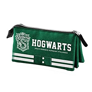 Harry Potter – Harry Potter – Estuche portatodo Triple (Karactermanía KM-33623) (Karactermanía 33623)