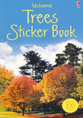 Trees (Usborne Spotter's Sticker Guides)