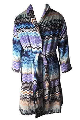Preisvergleich Produktbild Missoni size M Bademantel bathrobe accappatoio peignoir albornoz - Orange Label