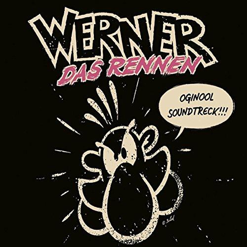 Werner-das Rennen (Digipak)