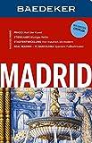 Baedeker Reiseführer Madrid: mit GROSSEM CITYPLAN - Andreas Drouve