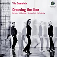 Bonis, Boulanger, Finzi & Gotkovsky: Crossing the Line