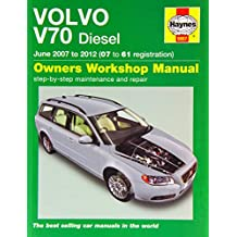 Volvo V70 Diesel Service and Repair Manual (Haynes Service and Repair Manuals)
