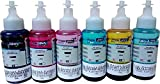Flowjet Photo Quality Ink For Epson L800...
