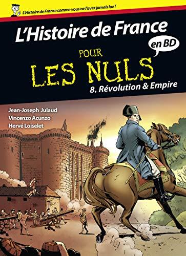 L'Histoire de France pour les Nuls en BD, tome 8 (8)