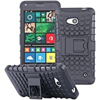ECENCE MICROSOFT LUMIA 640 DUAL 640 LTE OUTDOOR RUGGED HüLLE + PANZERGLAS CASE COVER HYBRID BUMPER SILIKON PANZERFOLIE 43030106