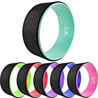 TNP Accessories Pilates Yoga Equilibrado De Rueda Elástico Anillo De Rodillo Rodillo Arco - Verde Azulado - Cosmética y perfumes - Comparador de precios