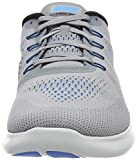 Nike Herren Free RN Laufschuhe, Grau (Stealth/Blue Glow-Black-Cool Grey), 42 EU - 4