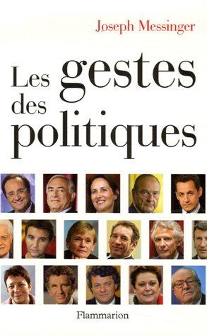 Les gestes des politiques