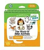 Leapfrog LeapStart Level 1 Preschool The World of Baby Animals Life Science & Memory Skills