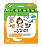Leapfrog LeapStart Level 1 Preschool The World of Baby Animals Life Science & Memory Skills