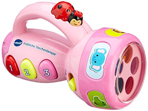 Vtech 80-124054 Taschenlampe, Pink 1 Taschenlampe