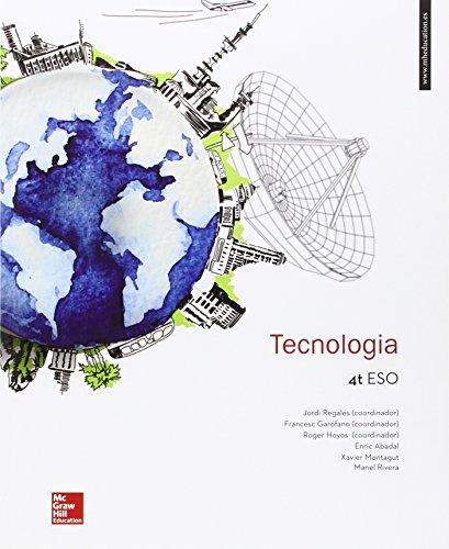 La - tecnologia 4 eso catalunya llibre alumne