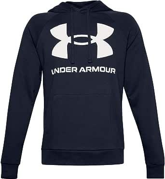 Under Armour - Rival Fleece Big Logo HD, Felpa Uomo