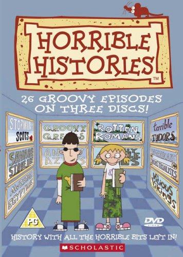 Horrible Histories: 26 Groovy Episodes [Edizione: Regno Unito]