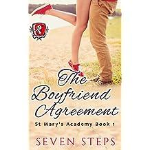 The Boyfriend Agreement: (YA High School Teen Romance) (St. Mary's Academy Book 1) (English Edition)