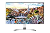 LG IT Products 27MP89HM-S 68,58 cm (27 Zoll) Full HD IPS Monitor (AMD FreeSync, 2x HDMI) silber