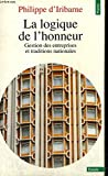 LA LOGIQUE DE L'HONNEUR - POINTS - 01/01/1993