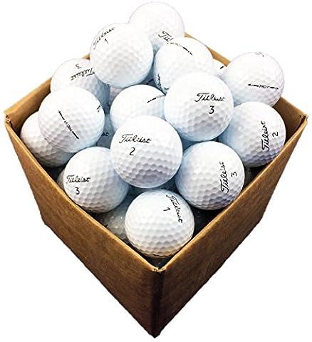 25 x Titleist Pro V1 balles de golf de gamme premium - grade perle