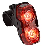 Bike Rear Light - BeiLan Super Bright LED Cycling Taillight Waterproof Speaker-shaped Bicycle
