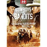 Cowboys and Bandits - 50 Movie Collection: Boothill Brigade - Dawn of the Great Divide - Frontier Town - I Killed Wild Bill Hickok - Roll on Texas Moon - Silver Spurs - Tombstone Canyon - Westbound Stage + 42 more! by Roy Rogers