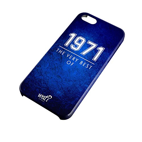 The Very Best Of 1971 Case/Coque 3D pour iPhone 5 par What about Tee