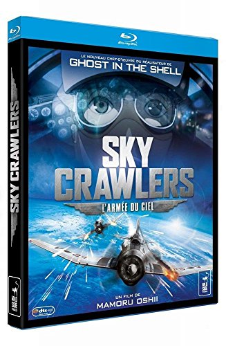 Sky Crawlers, l'armée du ciel [Blu-ray]