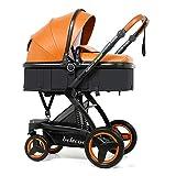 WYX-Stroller 2019 Kinderwagen Hohe Landschaft Infant Kinderwagen Trolley Kinderwagen Buggy 0-3 Jahre Kinderwagen Für Neugeborene,b