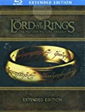 The Lord of the Rings / Il Signore degli Anelli - The Motion Picture Trilogy, Extended Edition [15 DVD Set] [Blu-ray] [IT Import] -