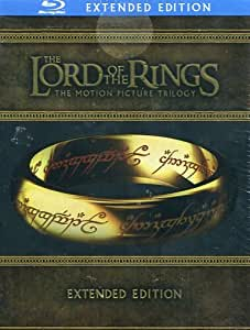 Il Signore degli Anelli - The Lord of the Rings - The motion picture trilogy (extended edition) (6 Blu-ray+9 DVD)
